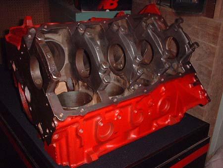 Buick 455 w/4 bolt mains