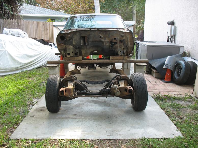 70 GS455 Restoration