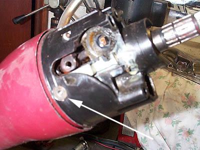 Tilt Steering Column Wobble